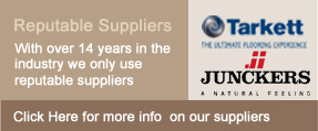 Tarkett Flooring and Junckers Flooring